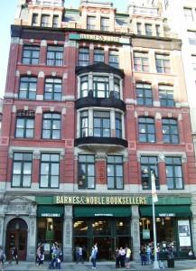 Barnes & Noble, en Union Square. / Foto: wikipedia.org