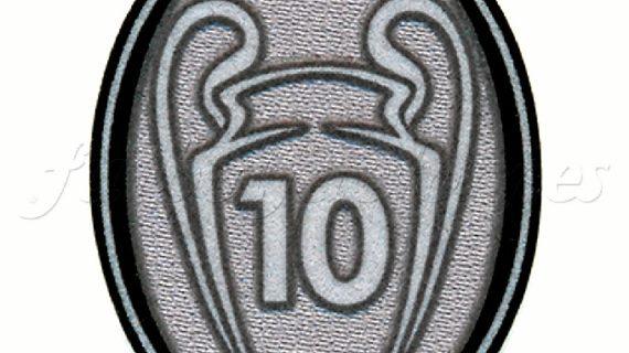 "El Real Madrid ya luce ""la décima"" en la camiseta"