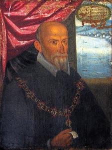 Don Alonso Pérez de Guzmán y Sotomayor VII Duque de Medina Sidonia Foto A.G.F.C.M.S.