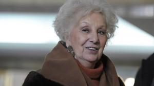 Estela Carlotto estuvo en la Unia. / Foto: www.unia.es