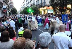 Fiestas de la Paloma en Madrid. / Foto: www.madrid.es