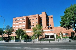 Hospital Carlos III./www.madrid.org