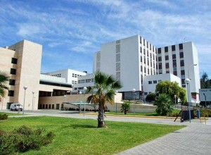 Hospital Reina Sofia de Cordoba. / Foto: wikipedia