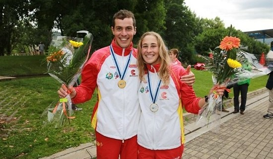 Samuel Hernanz, oro en el K1 de la Copa del Mundo de la Seu d'Urgell