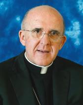 El nuevo arzobispo de Madrid Carlos Osorio. / Foto: www.conferenciaepiscopal.es
