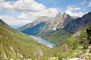 Parque Nacional Aigüestortes i Estany de Sant Mauricio, Cataluña