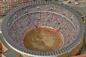 Plaza de toros Vista Alegre. /choperatoros.com