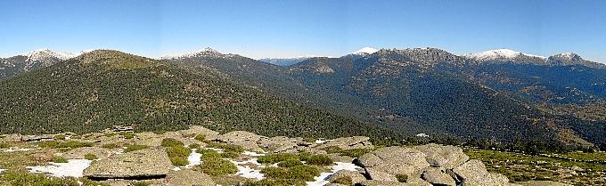 La Fundación Patrimonio Natural organiza una senda guiada a través de la Sierra de Guadarrama