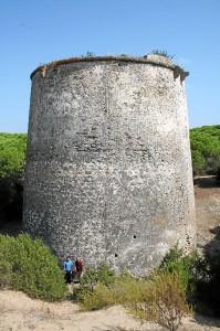 Torre de San Jacinto Foto David García Romero