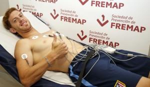 Ansaldi, nuevo jugador del Atlético de Madrid. / Foto: www.clubatleticodemadrid.com/