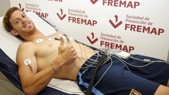 Cristian Ansaldi jugará cedido en el Atlético de Madrid