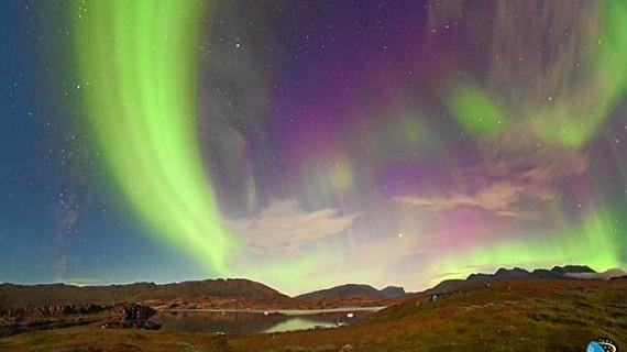 Una expedición del Instituto de Astrofísica de Canarias retransmitirá auroras boreales en directo por Internet