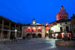 Ayllón, en Segovia. /  Foto: www.lospueblosmasbonitosdeespana.org