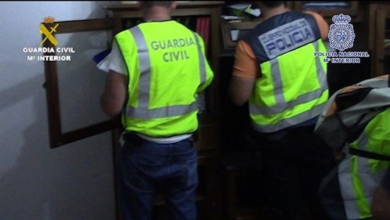 Desmantelada una banda de 'narcos' que provocó el secuestro exprés de dos menores de 8 y 9 años por un ajuste de cuentas