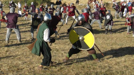 La Batalla de Atapuerca vuelve a disputarse 969 años después