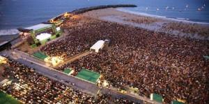 Festival Rototom Sunsplash de Benicàssim.
