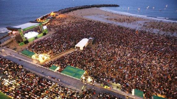 Comienza el festival de música reggae Rototom Sunsplash de Benicàssim