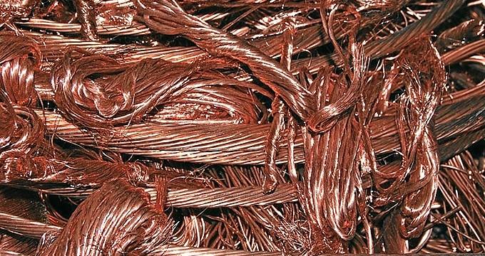 Desarticulada una organización criminal especializada en robo de cobre