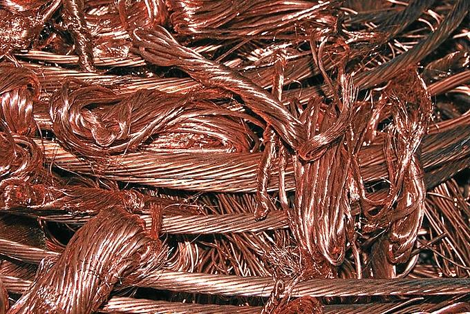 Desmantelan un grupo organizado dedicado al robo de cobre de instalaciones ferroviarias