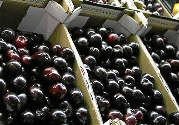 El consumo de fruta crece. / Foto: Europa Press