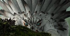 Fotograma de 'Cómo entrenar a mi dragón'.