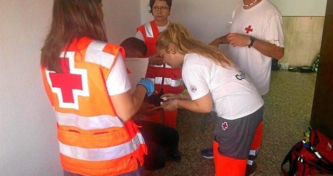Salvamento Marítimo rescata a 299 inmigrantes en el Estrecho