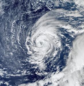 Tormenta tropical Delta.