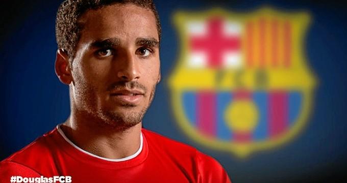 El Barcelona llega a un principio de acuerdo para incorporar a Douglas Pereira