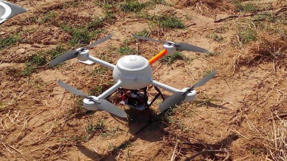Una bodega empleará drones en la vendimia de este año para conocer el estado de las hojas