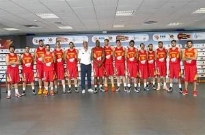 Equipo nacional de baloncesto