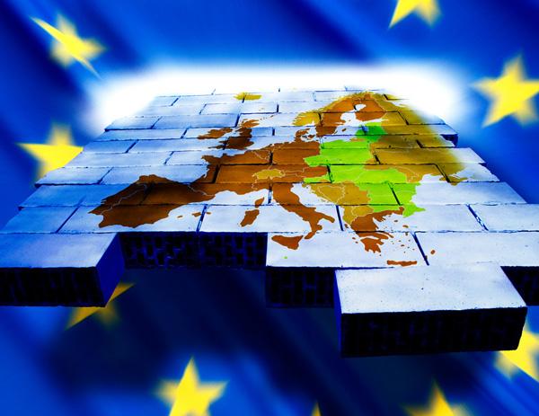 Competitividad de España respecto a la Union Europea.
