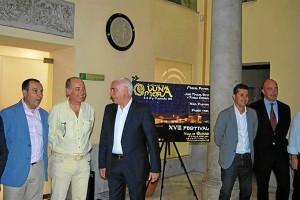 Presentación del Festival. / Foto: Junta de Andalucía