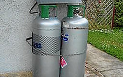El gas licuado por canalización bajará un 0,5% a partir del 17 de marzo