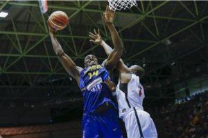 Ibaka realizó una actuación brillante. / Foto: www.feb.es