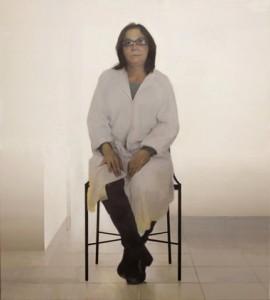 El cuadro 'Mamá', de Ignacio Estudillo. / Foto: www.fundacionantoniogala.org