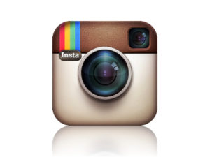 Logo de Instagram.