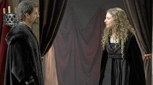 Una escena de la serie de RTVE 'Isabel'.