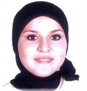 Una de las jóvenes detenidas. / Foto: Interior
