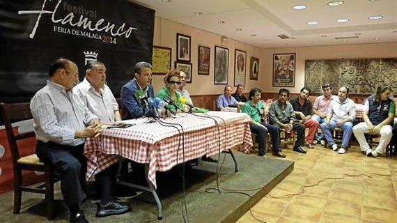 Cerca de un centenar de artistas se subirán a los escenarios flamencos de la Feria de Málaga