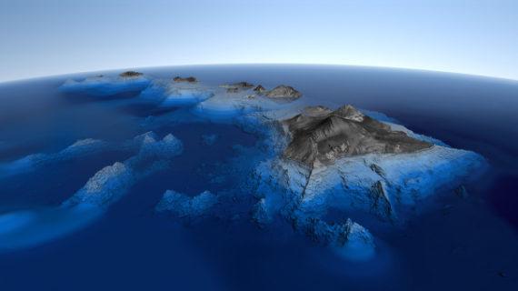 Las montañas submarinas españolas