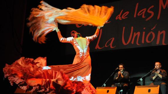 El Festival del Cante de las Minas comienza con el 'Día de La Unión'