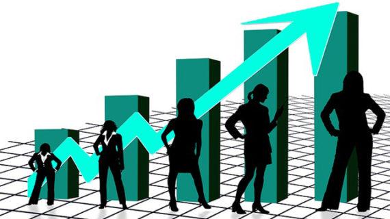 Aumenta la presencia de mujeres emprendedoras