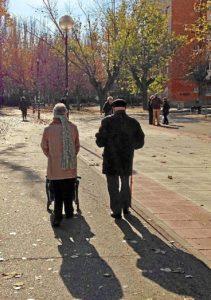Las pensiones han experimentado una pequeña subida. / Foto: Europa Press.