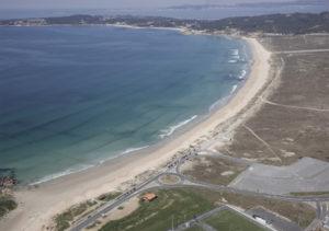 Playa de A Lanzada. / Foto: www.turgalicia.es