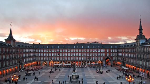 Un concurso reta a sus participantes a desdibujar Madrid y convertirla en América Latina