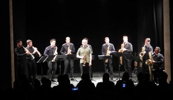 Montefrío acoge una nueva edición del único curso profesional de saxofón que queda en España