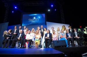 La gala contó con muchas caras conocidas. / Starlite / Esmeralda Álvarez.