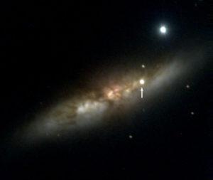 Supernova 2014J.