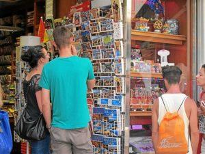 Los turistas extranjeros gastaron más a su paso por España el pasado mes de julio. / Foto: Europa Press