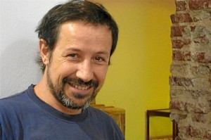 El escritor Víctor García. / Foto: Europa Press
